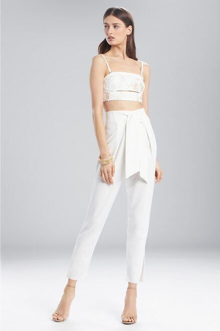 Buy Josie Natori Cotton Shirting Bralette from