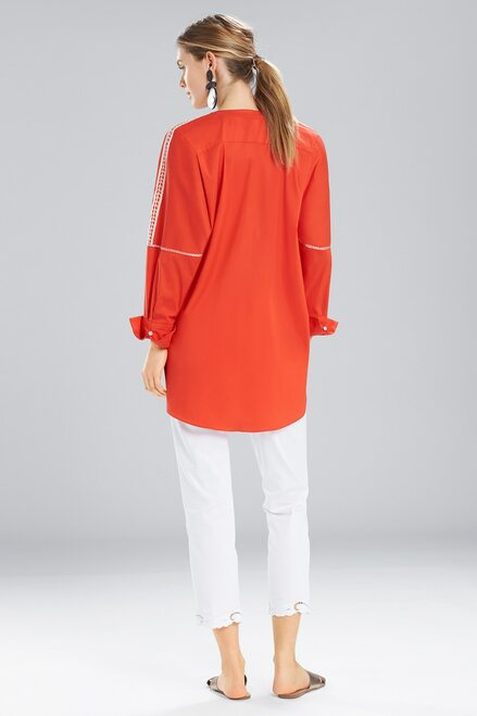 Natori Breeze Dolman Sleeve Caftan at The Natori Company