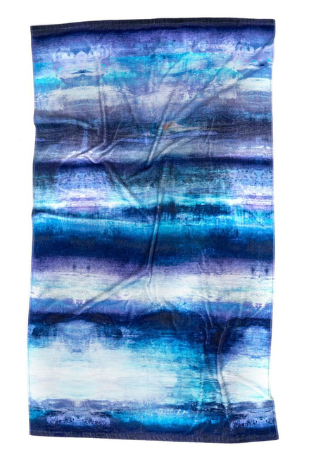 Natori Northern Lights Beach Towel at The Natori Company