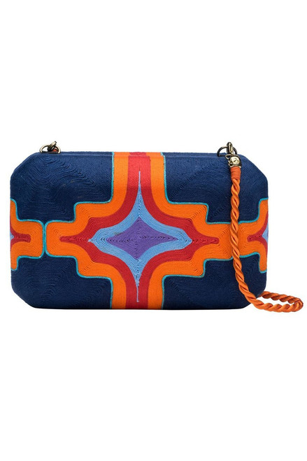 Buy Natori Beatriz Clutch Cayenne from