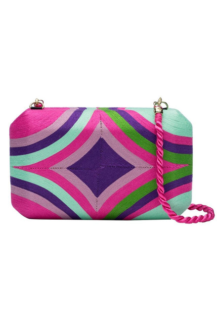 Buy Natori Beatriz Clutch Multi from