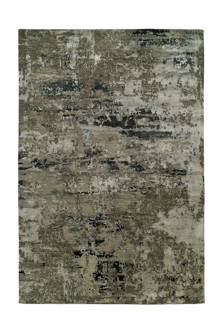 Buy Natori Lhasa- Sandstorm Grey Rug from