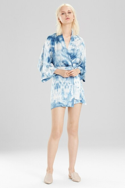 Buy Josie Natori x Upstate Lolita Wrap - Blue Multi from