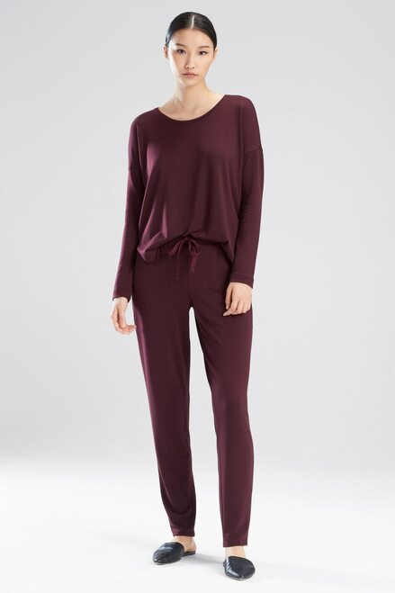 Buy Natori Zen French Terry Pants from