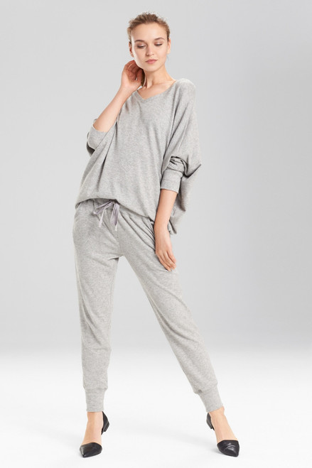 Buy N Natori Retreat Jersey Sweater Knit Pants from