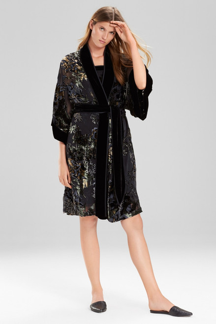 Josie Natori Luna Wrap at The Natori Company