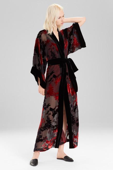 Buy Josie Natori Shadow Robe from