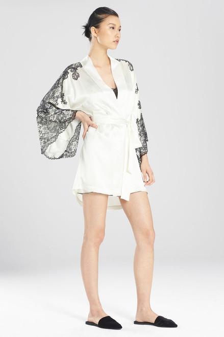 Josie Natori Camilla Kimono Wrap at The Natori Company