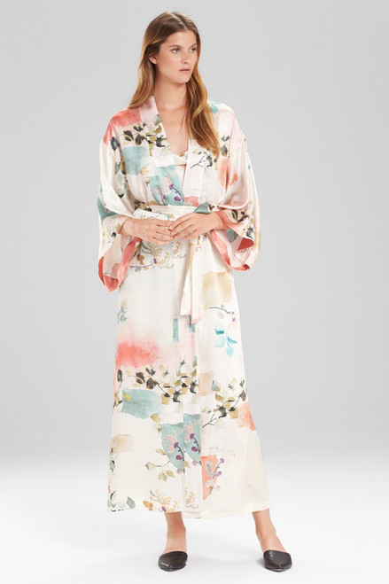 Buy Josie Natori Watercolor Robe from