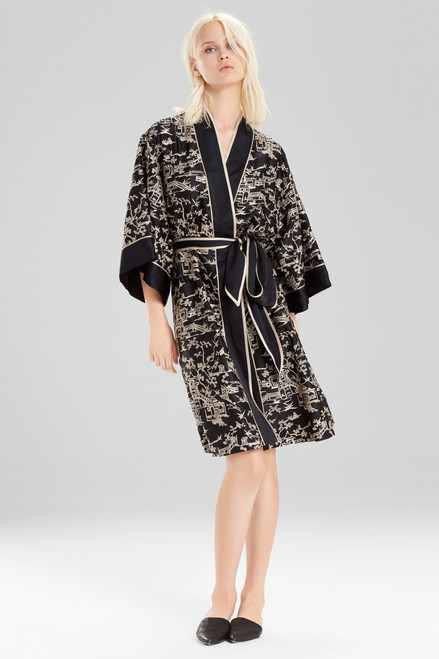 Buy Josie Natori Pagoda Wrap from