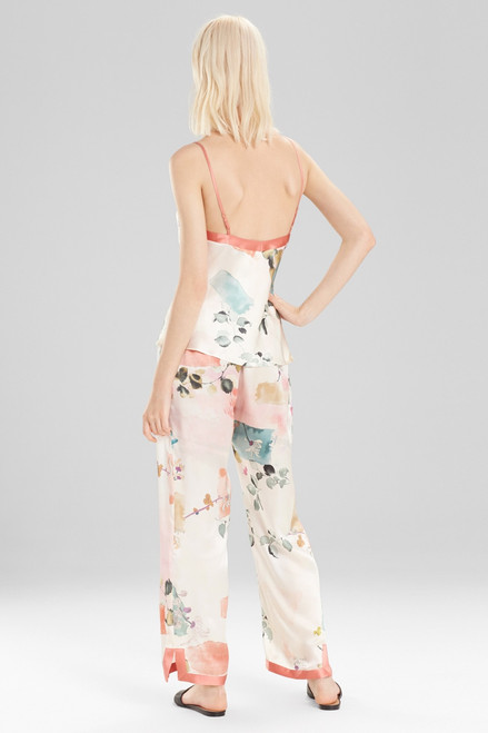 Josie Natori Watercolor Cami at The Natori Company