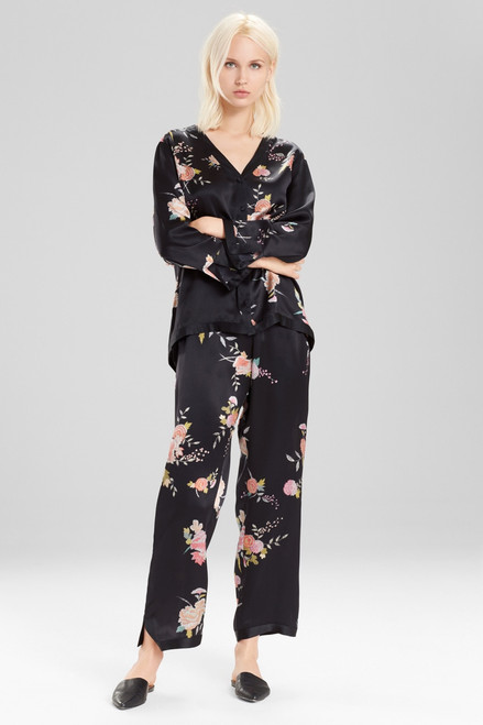 Buy Josie Natori Midnight Garden PJ Set from