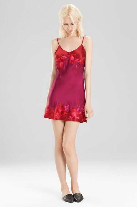 Josie Natori Isabel Chemise at The Natori Company