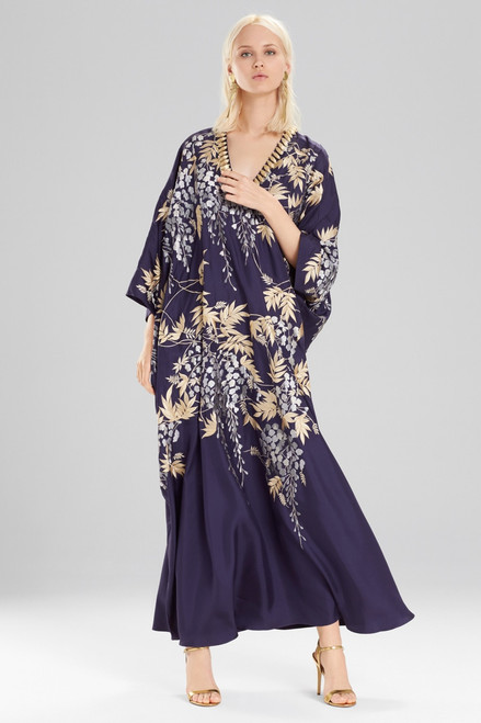 Buy Josie Natori Couture Vines Caftan from