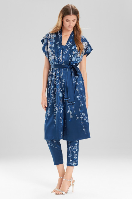 Buy Josie Natori Couture Cascading Floral Vest from