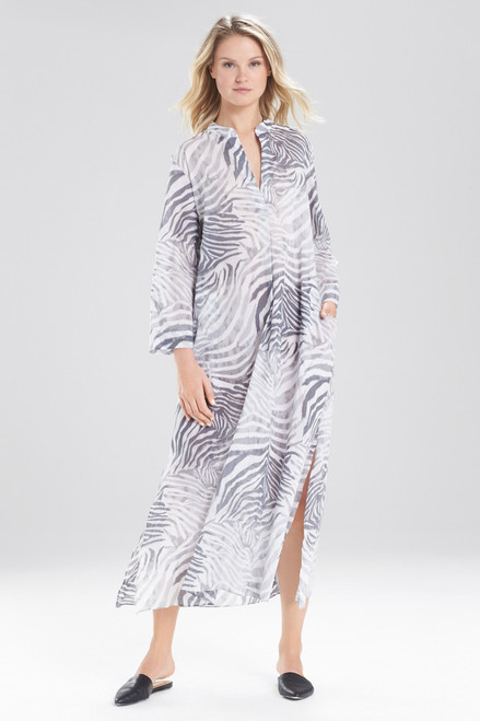 Buy Natori Printed Cotton Voile Lounger from