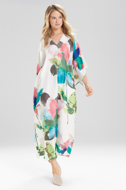 Buy Natori Water Lily Caftan from