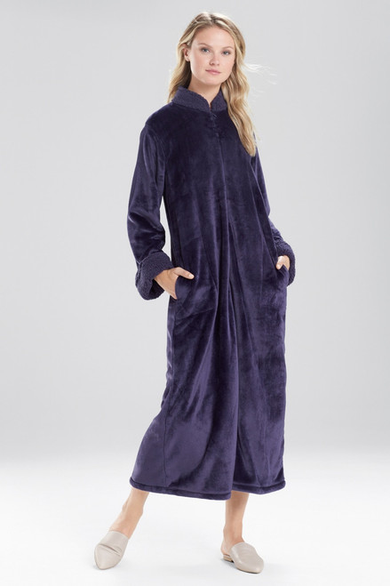 Natori Plush Sherpa Caftan at The Natori Company