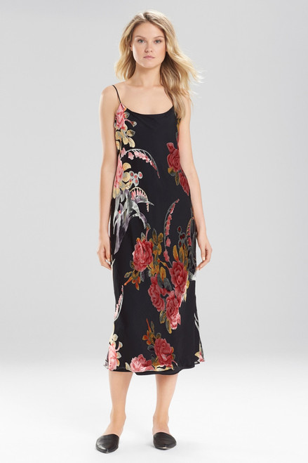Buy Natori Velvet Burnout Gown from