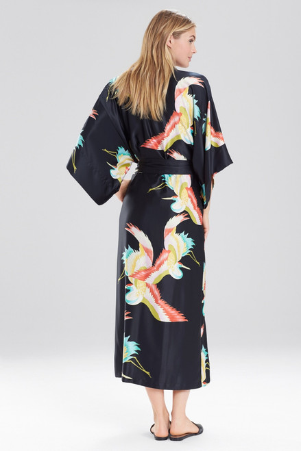 Natori Vermillion Robe at The Natori Company