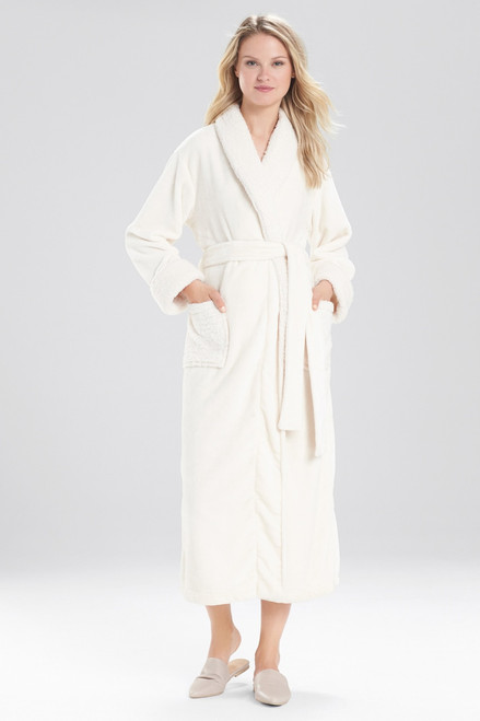 Natori Plush Sherpa Robe at The Natori Company