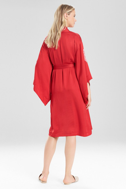 Natori Amaryllis Robe at The Natori Company