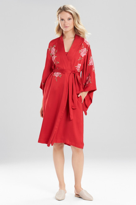 Buy Natori Amaryllis Robe from