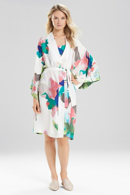 Buy Natori Water Lily Robe from