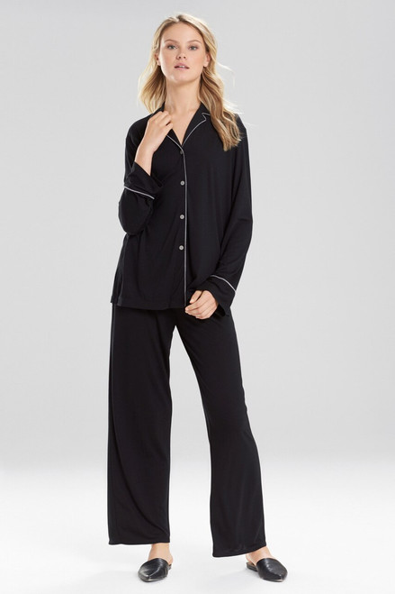 Natori Shangri-La Notch Collar PJ at The Natori Company