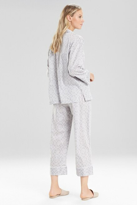 Natori Abstract Maze PJ at The Natori Company