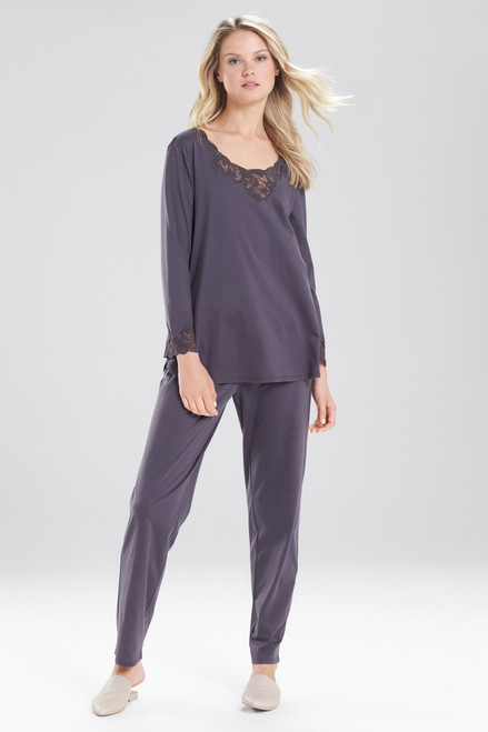 Natori Bliss PJ With Lace at The Natori Company