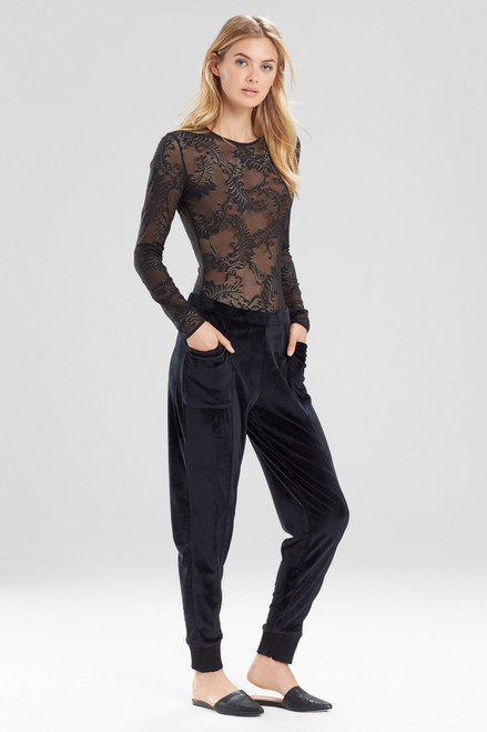 Buy Natori Luxe Velour Pants from