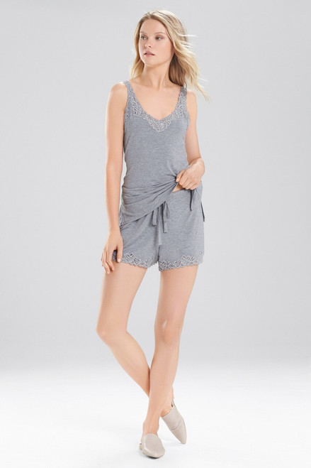 Buy Natori Feathers Essentials Shorts With Lace from