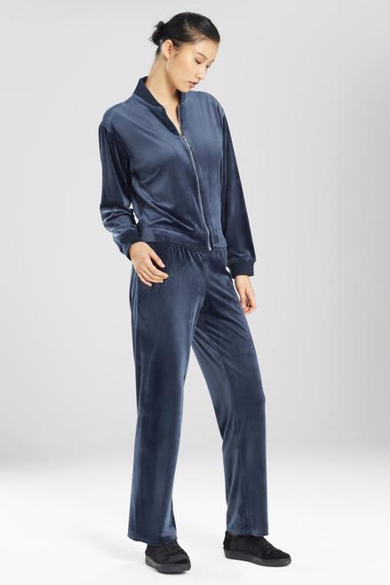Buy Natori Luxe Velour Jacket from
