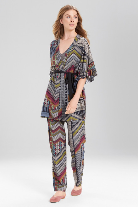 Buy Josie Boheme Wrap Black Multi from