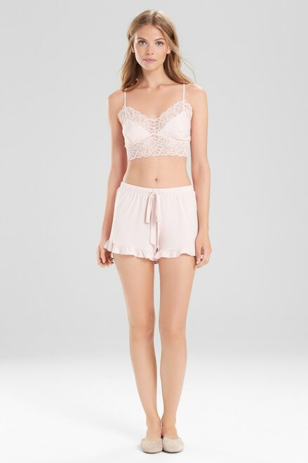 Josie Bardot Satin Cami Bralette at The Natori Company