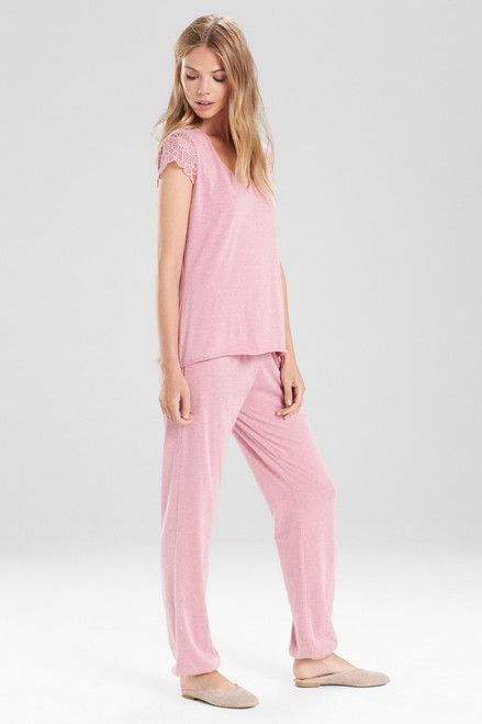 Josie Easy Breezy Short Sleeve PJ Set at The Natori Company
