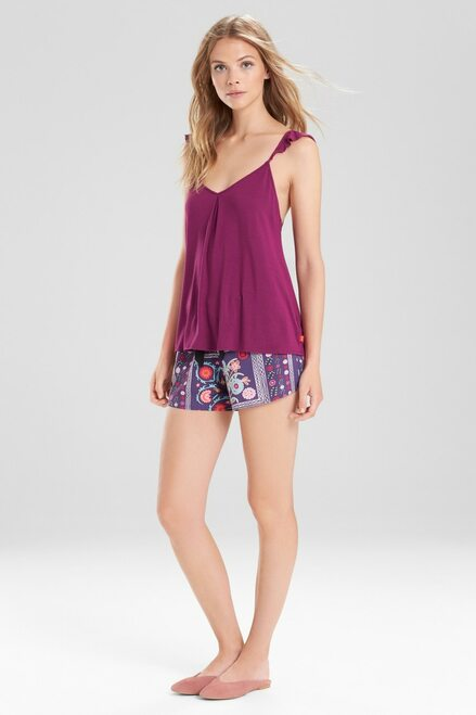 Buy Josie Boheme PJ Set Purple/Pink from