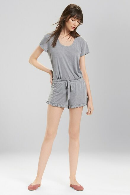 Josie Heather Tees Shorts at The Natori Company