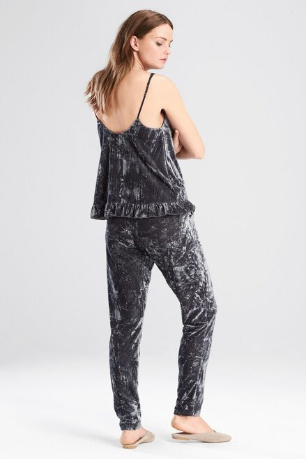 Josie Velvet Crush Pants at The Natori Company