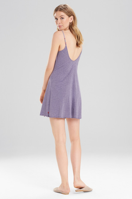Josie Easy Breezy Lace Trimmed Chemise at The Natori Company