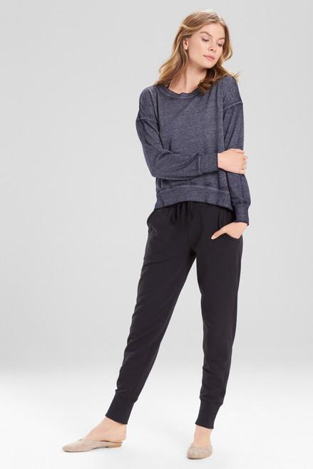 Josie Sunset Boulevard Sweatshirt at The Natori Company