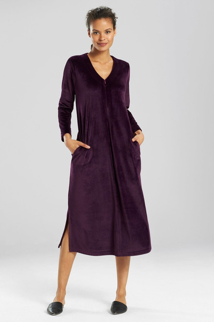 Buy N Natori Velour Caftan from