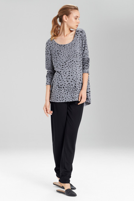 Buy N Natori Tonal Animal Top from