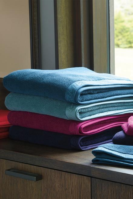 Buy Natori Fretwork Towel from