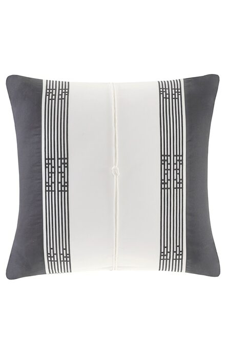 Buy Natori Sterling Dragon Square Pillow from
