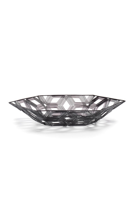 Buy Natori Naga Hexagon Tray from