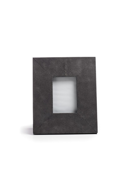 Natori Shagreen Single Photo Frame at The Natori Company