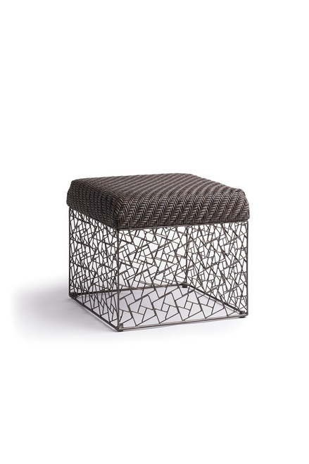 Natori Boracay Stool at The Natori Company