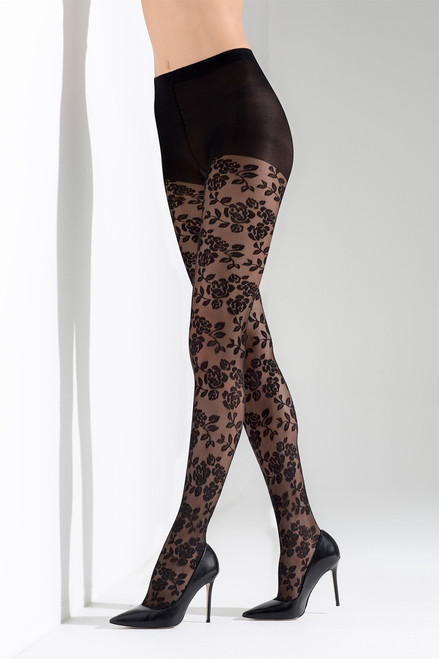 Buy Natori Nouveau Rose Tights from